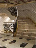 Stair Case 3 by GreenEyezz-stock