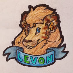 levon badge?? by HorseLover741