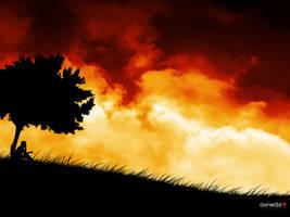 Storm of Feelings by pincel3d