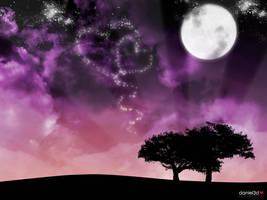 Stars in Love by pincel3d
