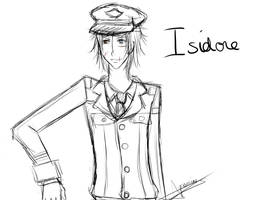 Isidore by Yasm1806
