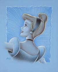 Cinderella by BenCurtis