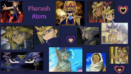 Pharaoh Atem by PharaohsGirl18