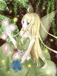 Fairy by SatohKiyoko
