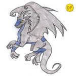 Dusk colored by Kali-Balekrone