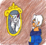 Who is in the Mirror? by Kali-Balekrone