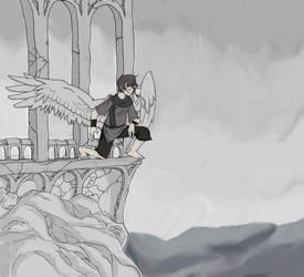 Fledgwing Ruins by Kali-Balekrone