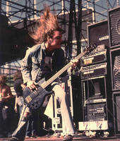 Cliff Burton by richardro