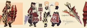 Sultan Costume by NachtBeirmann
