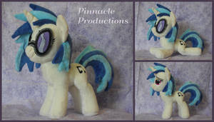 Vinyl Scratch 10 inch Beanbag by PinnacleProductions