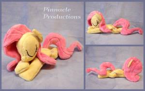Fluttershy sleepy beanie by PinnacleProductions