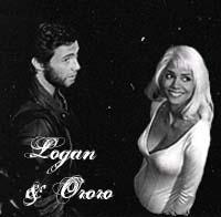 Logan and Ororo by Funkyicecube