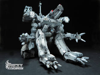 1/35 Gunhed by Becky-Customizer
