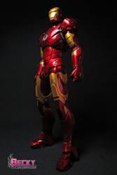 Iron Man Mk 3 by Becky-Customizer