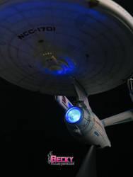 Star Trek enterprise by Becky-Customizer