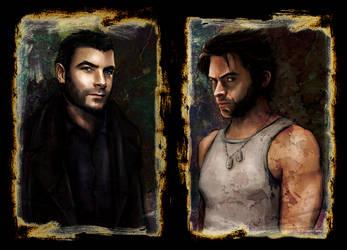 Brothers by sikuriina