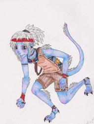 Race Concept - Iridian by Akira-Ninja