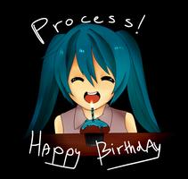 Happy Birthday by Techycutie