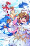 Clear- Cardcaptor Sakura by Techycutie
