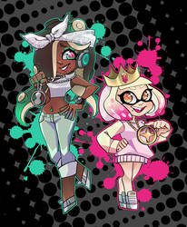 DUO- Off the Hook by Techycutie