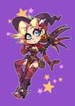 Wicked - Mercy Witch by Techycutie