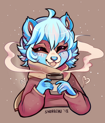 Stay warm by Snorechu