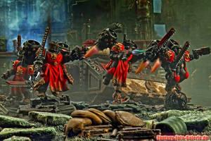 The Crimson Brotherhood by volkerheide
