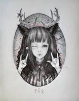 from sketchbook by mirukawa