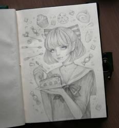 Sweety by mirukawa