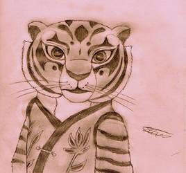 Master Tigress by TigerSpuds