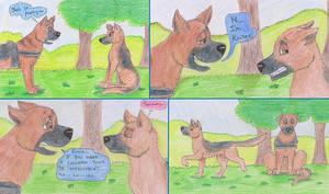 AOSND Cartoon - Sooo smooth Kaiser by TigerSpuds