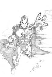 IronMan by jamesq