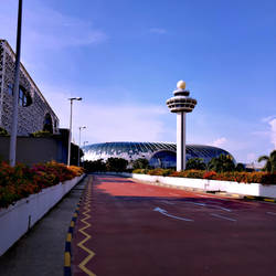 Jewel of Changi Airport by Eonity