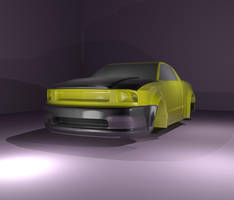 Ford mustang WiP by L33boy