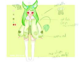 Sal: Character Sheet by Ranpuru