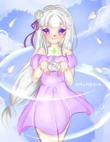 Re:Zero Emilia by Ranpuru