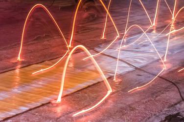 Festive Light Art by pmspratik