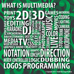 What is Multimedia by pmspratik