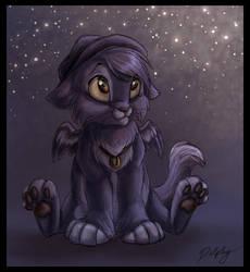 Lobby Kitty by DolphyDolphiana