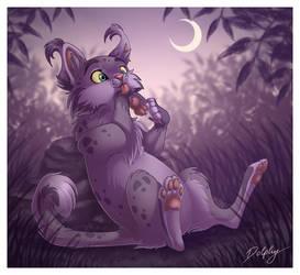 Lynx Cat by DolphyDolphiana