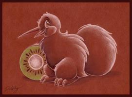 Iwi and Kiwis by DolphyDolphiana