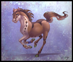 Joyful Run by DolphyDolphiana