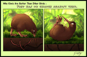 Better Than Other Birds 1 by DolphyDolphiana