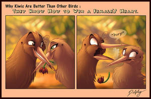 Better Than Other Birds 4 by DolphyDolphiana
