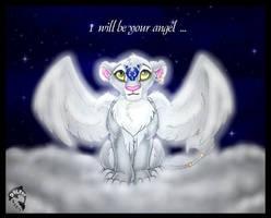 Dolphy Angel by DolphyDolphiana