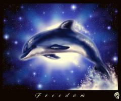 Freedom by DolphyDolphiana