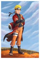 Naruto by DolphyDolphiana