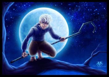 Jack Frost by DolphyDolphiana