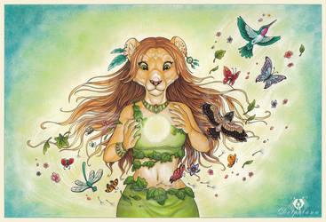 Spirit of Nature by DolphyDolphiana