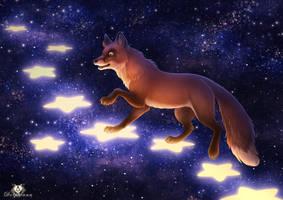 Starwalker by DolphyDolphiana